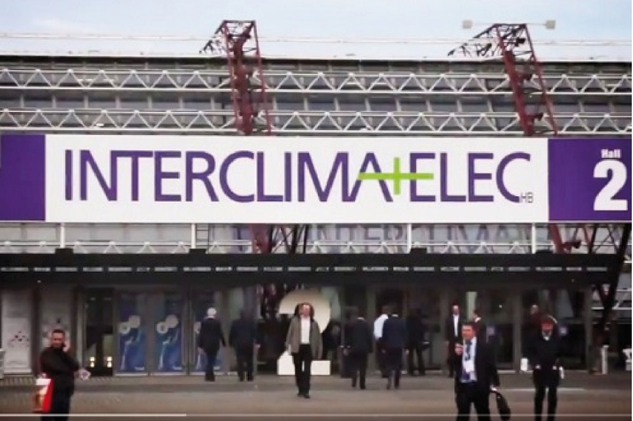 INTERCLIMA+ELEC, Paris