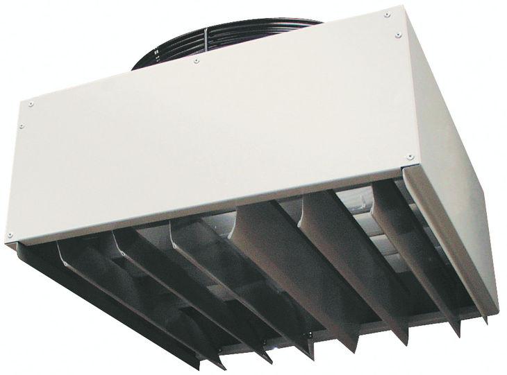 Destratificatori d'aria per il recupero termico DESTRATIFICATORI D'ARIA